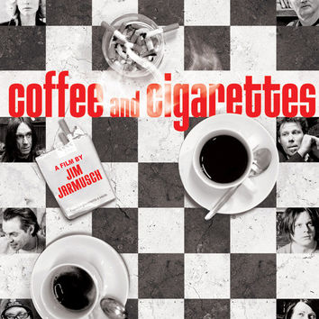 Coffee and Cigarettes 11x17 Movie Poster (2004)