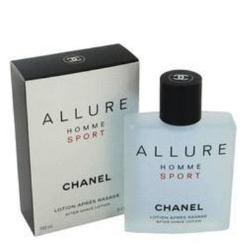 Allure Sport After Shave Moisturizer By Chanel