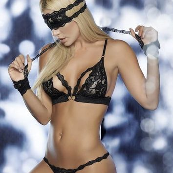 Fifty Shades Lingerie Set