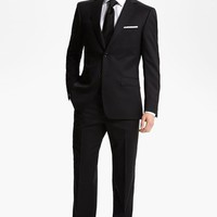 Z Zegna Trim Fit Wool Suit (Free Next Day Shipping)