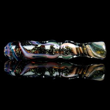 Gold Fume Dichro Chillum