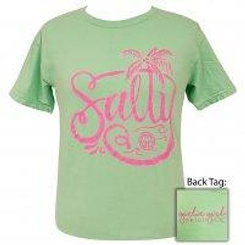 Girlie Girl Originals Preppy Salty Island Reef T-Shirt