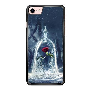 Disney Rose Beauty and the beast iPhone 7 Plus Case