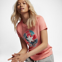 The Converse Chuck Patch Fill Women's T-Shirt.