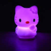 Automatic Color Gradients Hello Kitty Night Light (Multicolor)