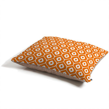 Aimee St Hill Leela Orange Pet Bed