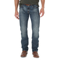 Wrangler Men's Retro Slim Straight Jean 88MWZDK Dark Night
