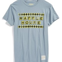 Boy's Retro Brand 'Waffle House' Graphic T-Shirt