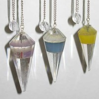 Pendulum :: Bio Colored : Pagan Store, Wiccan Store, Witchcraft Store, An online Pagan, Wiccan and Witchcraft store