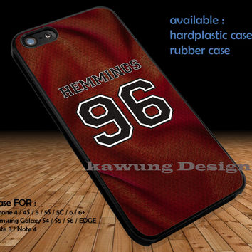 Luke Hammings Seconds of Summer DOP3150 case/cover for iPhone 4/4s/5/5c/6/6+/6s/6s+ Samsung Galaxy S4/S5/S6/Edge/Edge+ NOTE 3/4/5 #music #5sos