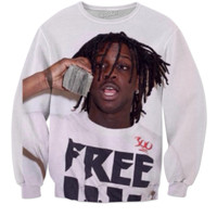 Chief Keef, Sweater.