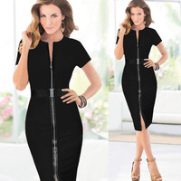 New Fashion Summer Sexy Women Mini Dress Casual Dress for Party and Date = 4725099652