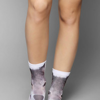 Wolf Sublimated Crew Sock - Urban Outfitters