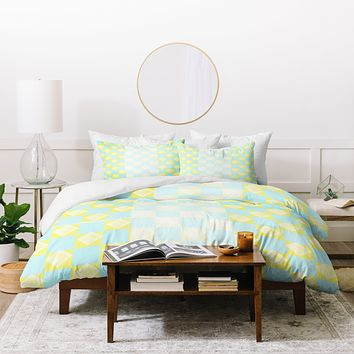 Hello Twiggs Endless Summer Days Duvet Cover