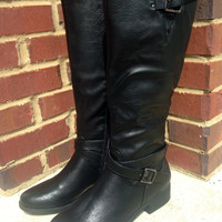 Ride Away With Me Boots - Black