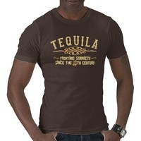 TEQUILA shirt - choose style & color from Zazzle.com