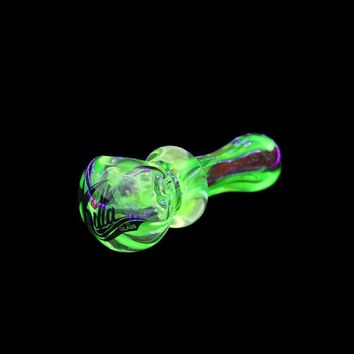 KILLA GLASS 4'' ILLUMINATI INSIDE OUT HAND PIPE