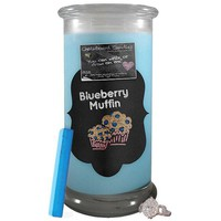 Blueberry Muffin | Chalkboard Candle