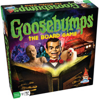"Outset ""Goosebumps: The Board Game"""