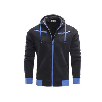 Men Cotton Hats Hoodies Jacket [6528747139]