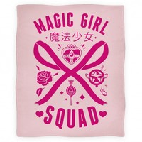 Magic Girl Squad Blanket