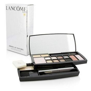 Lancome Absolu Au Naturel Complete Nude Makeup Palette (1x Blush, 1xCompact Powder, 2x Concealer, 8x Eye Shoadow, 1x Lip Gloss, 2x Mini Eye Pencil, 1x Mini Mascara, 1x Solid Lipcolor) Make Up