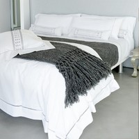 Aldea Home | Maya Boucle Throw