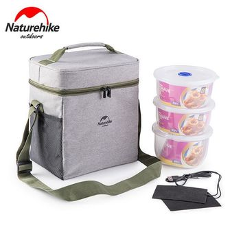 Naturehike : Outdoor Food and Beverage Cooler Bag