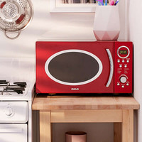 RCA Retro Red Microwave | Urban Outfitters