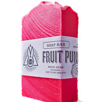 Fruit Punch Mouth Soap Bar