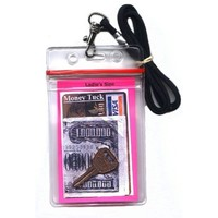 Money & ID Holder (Water resistant) - Women's 28 Inch Lanyard