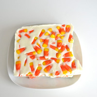 Candy Corn White Chocolate Candy