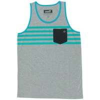 Neff Daily Pocket Tank T-Shirt - Athletic Heather