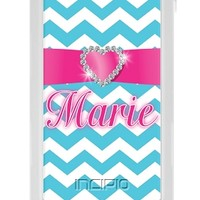 Personalize your Incipio Waterproof Case for iPhone 5 - Rhinestone Heart