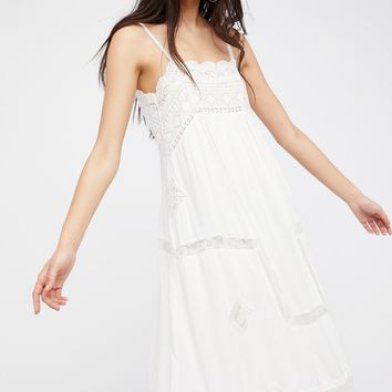 Free People Peaches Slip Dress