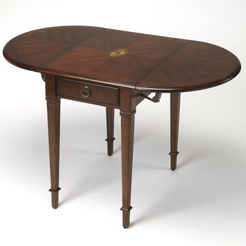 Glenview Plantation Cherry Pembroke Table by Butler Specialty Company 1576024