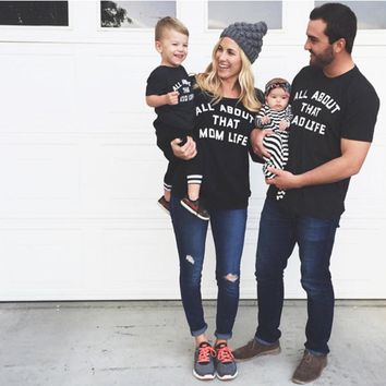 Family Matching T-shirts