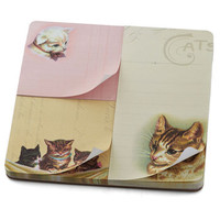 Cat-ch Your Thoughts Notepad Set
