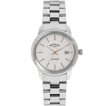 Rotary - Ladies' Avenger Stainless Steel Watch LB02735/06