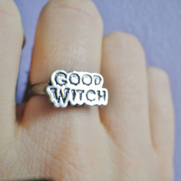 Good Witch ring