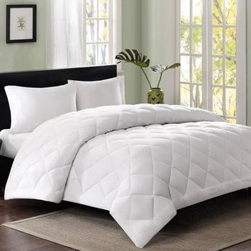 Better Homes and Garden Microfiber Bedding Comforter Insert - Walmart.com