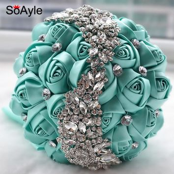 Bouquet Brooch Wedding Accessories