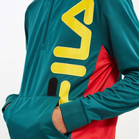 FILA Brompton Half-Zip Track Jacket | Urban Outfitters