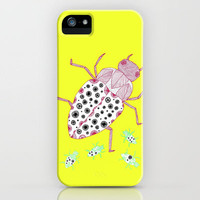 Roaches on a Sunny Day iPhone Case by lush tart | Society6
