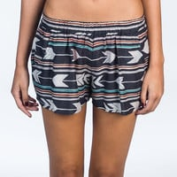 Billabong Women's Westerly Shorts Off Black