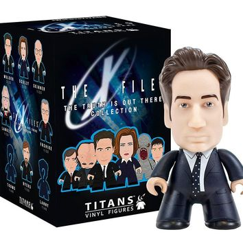 X-Files Titans Truth is Out There Collection (One Random Figure)