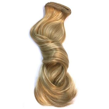 Indian Remy Bodywave Human Hair Extensions - Wefted Hair 18""
