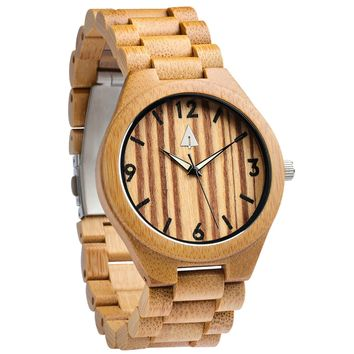 All Bamboo Zebrawood Anza