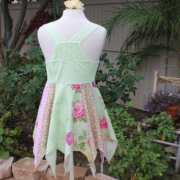 Women's Romantic Flirty Fairy Clothing Shabby Shirt
