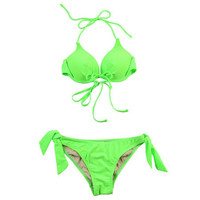 Neon Colored Wire Bikini | FashionShop【STYLENANDA】